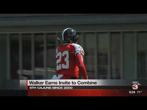 Walker invited to Combine