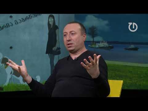 with heavy man - Davit Liklikadze