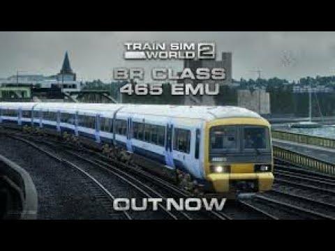 TSW 2 SEHS BR class 465 EMU tutorial **NEW LOCO-ADDON** |