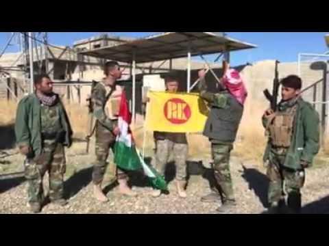 Her biji Peşmerge Her biji Kurdu Kurdistan  ... هەر ڤێگاڤێ  Her vegave
