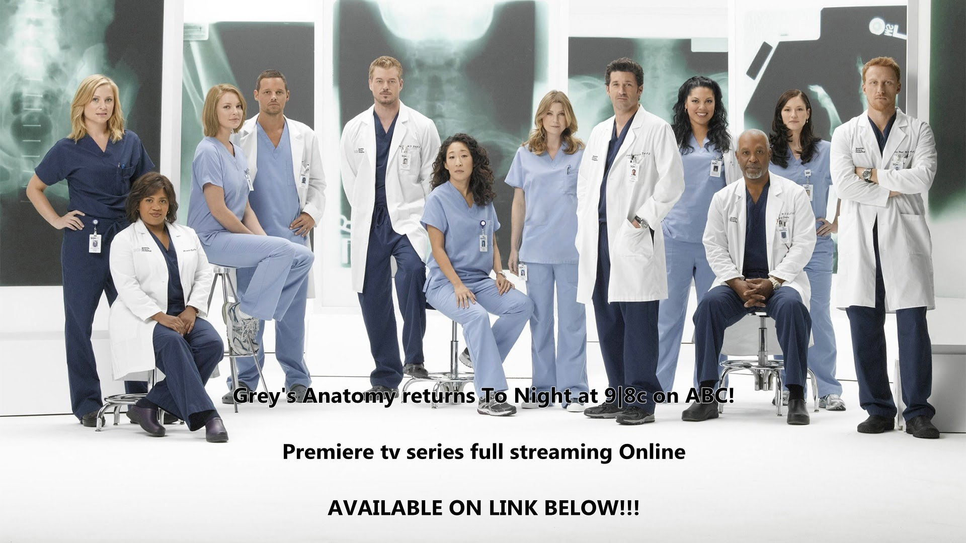 GreyS Anatomy Season 12 Watch Online