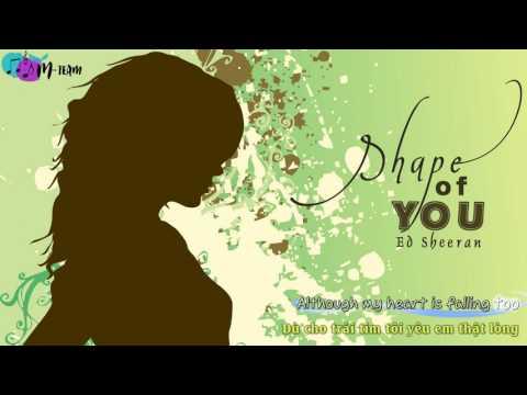 [Vietsub+Lyrics] Ed Sheeran - Shape Of You