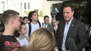 GMob au conseil général de la CAQ – Jean-François Roberge rencontre les étudiants