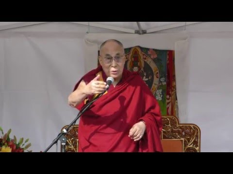 His Holiness the 14th Dalai Lama's Speech to Tibetan in Geneva
