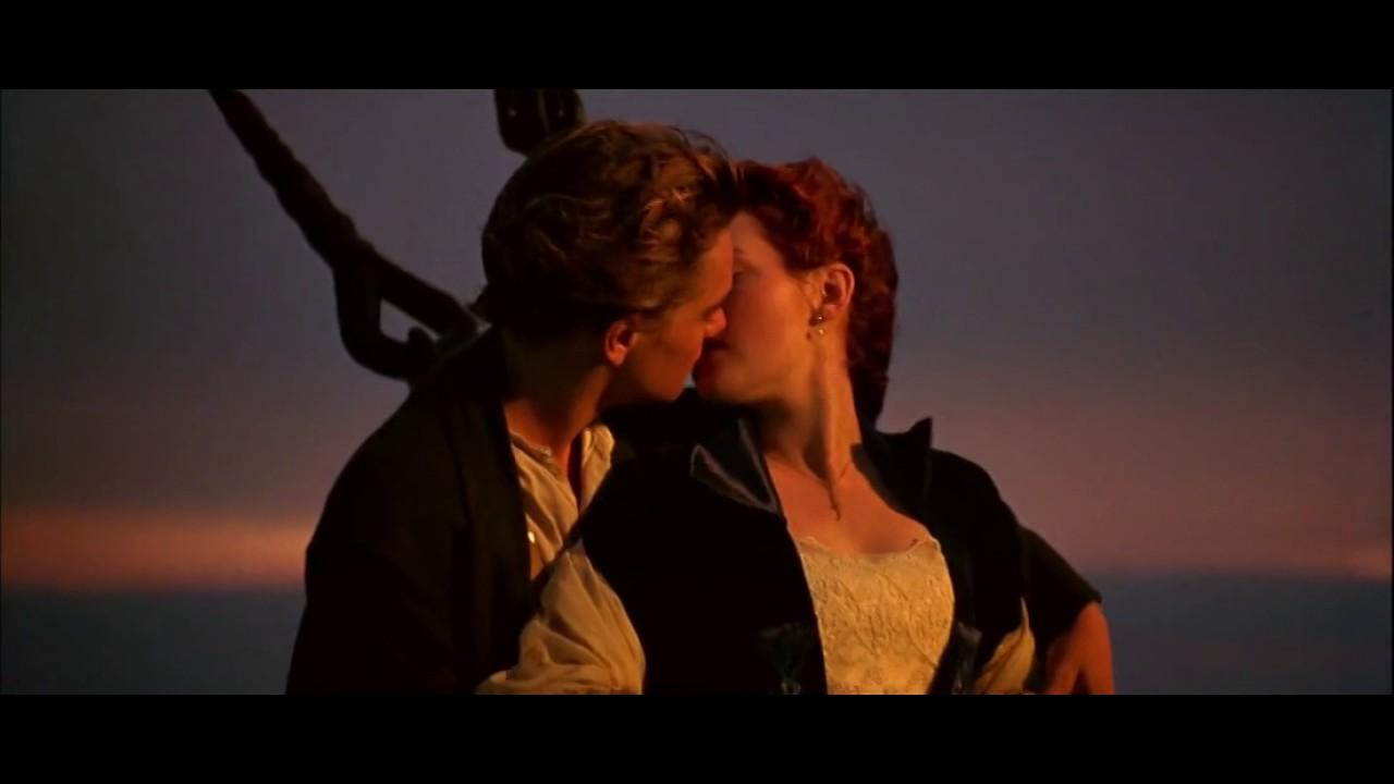 Titanic Movie Hot And Romantic Scene Youtube