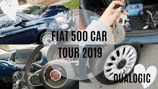 Fiat 500 Car Tour 2019 AUTOMATIC