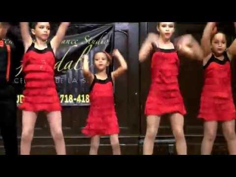 Manhattan Kids Salsa - Lorenz Latin Dance Studio 2nd Annual Recital