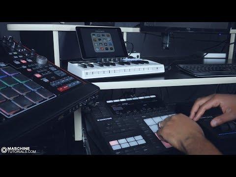 Maschine 2.7.3 - Audio Loop Recording & External Gear Workflow