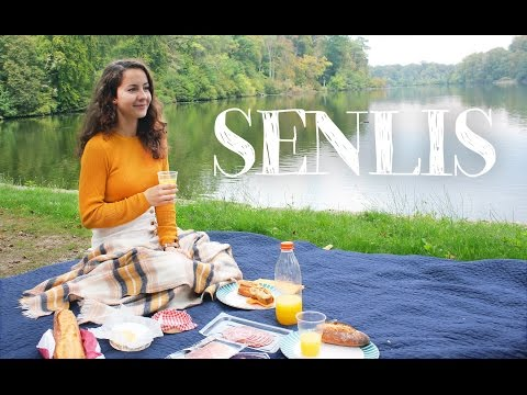 SENLIS, Northern France | Let's Travel # 14