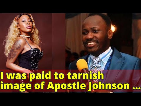 I was paid to tarnish image of Apostle Johnson Suleiman – Stephanie Otobo