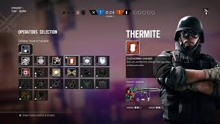 Rainbow six siege game play