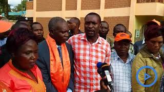 ODM calls for arrest, prosecution of those implicated in the Sh9 billion NYS scam