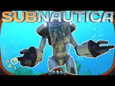 BUILDING an EPIC PRAWN SUIT - Subnautica Gameplay Playthrough - Episode 17