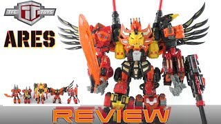 TFC ARES Review (Transformers non Predaking) - Outstanding