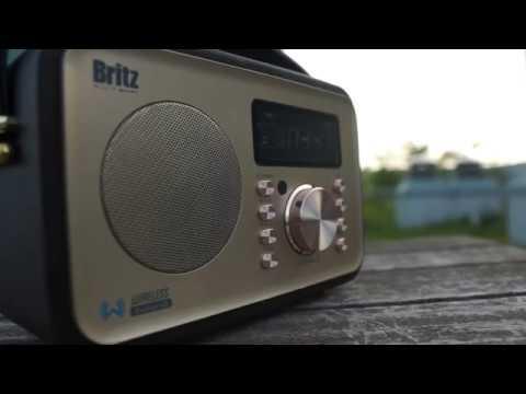 브리츠 BA-C3 블루투스 스피커