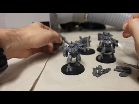 How to magnetize a Tau crisis suit