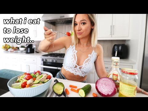 How to Lose Weight  //  What I Eat In A Day for Weight Loss