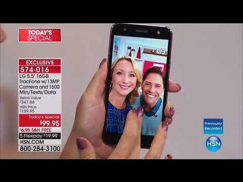 HSN | Electronic Gift Connection featuring LG 10.09.2017 - 06 AM