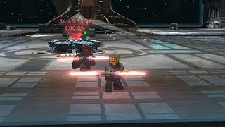 LEGO Star Wars III: The Clone Wars - All Characters Unlocked + Gameplay of all Characters
