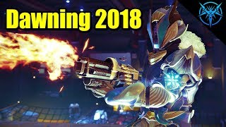 The Dawning 2018 Info
