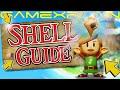 Zelda: Link's Awakening - All 50 Seashell Locations (Switch Guide & Walkthrough)