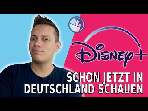 [Anleitung] Disney+ in DEUTSCHLAND gucken
