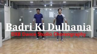 "Badri Ki Dulhania Dance | Varun, Alia | ""Badrinath Ki Dulhania"" | DXB Dance Studio"