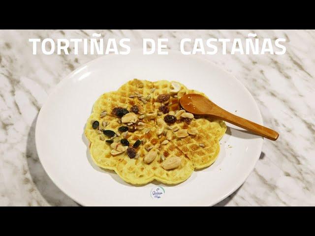 🍴Tortitas de Castaña Galega
