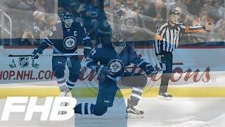 Finnish NHL players 2017-2018 season