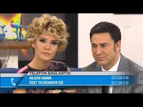 İzzet Yıldızhan'ın Gözyaşları | Gülben Show