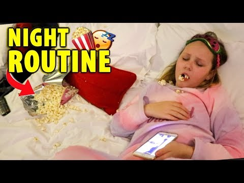 NIGHTTIME ROUTINE IN HOTEL!! Ruby Rube