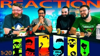 Young Justice 1x20 REACTION!!