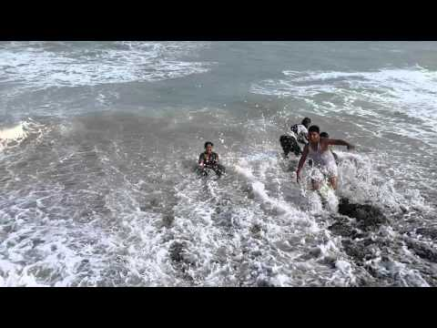 Vishakhapatnam beach Its a deadly beach