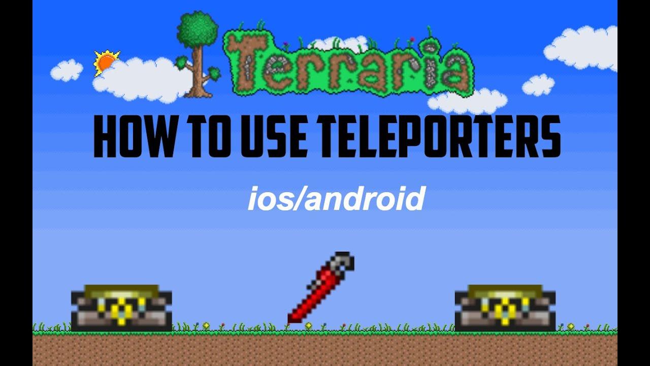 Terraria Ios 1 2 How To Use Teleporters Youtube My own version terraria npc nurse nurse terraria. terraria ios 1 2 how to use teleporters