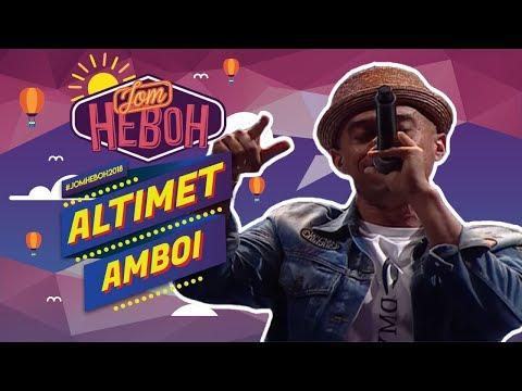 Altimet - Amboi   #JomHeboh2018