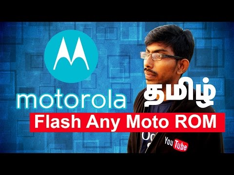 How to Flash any Moto Smartphone (Basic...