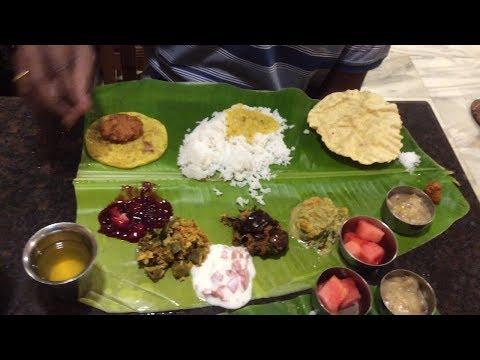 saravana bhavan chennai | Chennai Food |