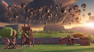 Clash of Clans New TV Commercial | Balloon Parade