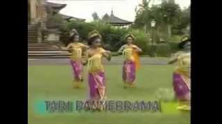 Amazing Balinese Dance   tari panyembrama