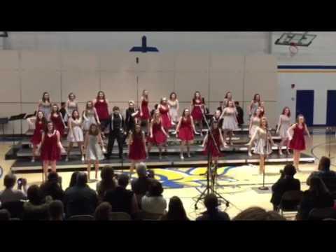 Wahlert Catholic High School Home Show 2017