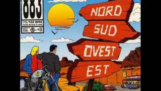 Gambar cover 883- Nord Sud Ovest Est