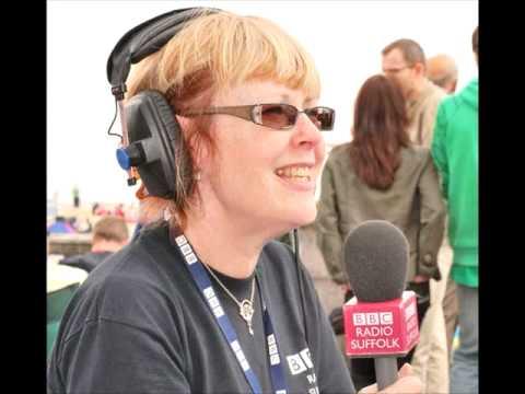 Lesley Dolphin BBC Radio Suffolk 02/02/11