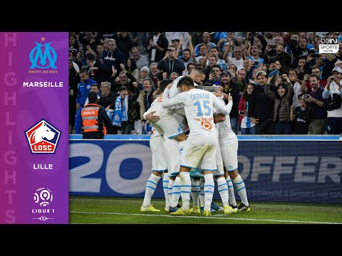 Olympique Marseille 2 -1 Lille - HIGHLIGHTS & GOALS -11/2/19