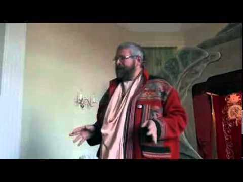 Value Of Sadhu Sanga (Sria B.A. Paramadvaiti Maharaj in Berlin April 2015)