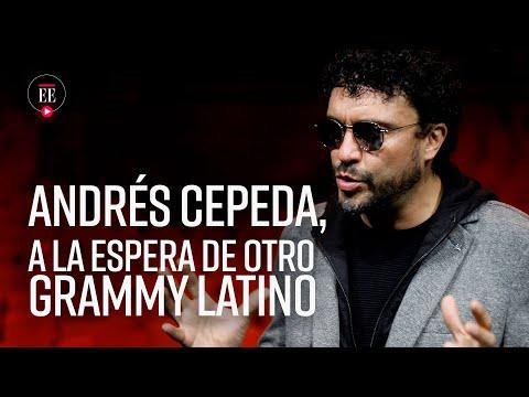 Andrés Cepeda espera ganar otro Latin Grammy este año - El Espectador