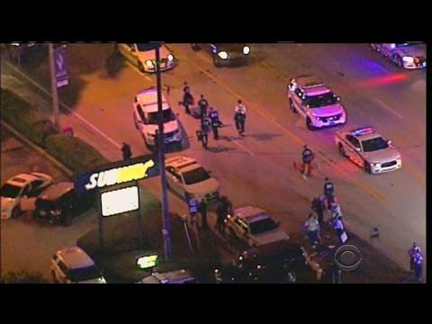 Deadliest Mass Shooting In U.S. History At Orlando Nightclub