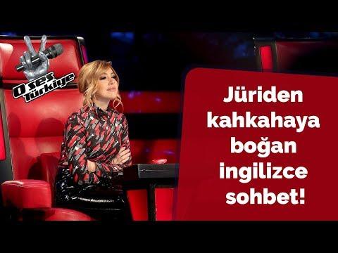 Jüriden Kahkahaya Boğan İngilizce Sohbet! 'You Can Be 'heder