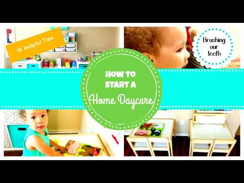 Create your own daycare business