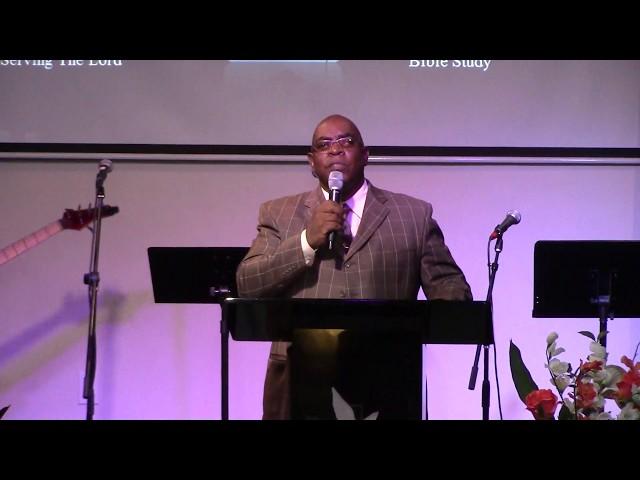 (9-17-17) When Praises Go Up! - Acts 16_22-34 - Guest Pastor, Rev. John Edwards