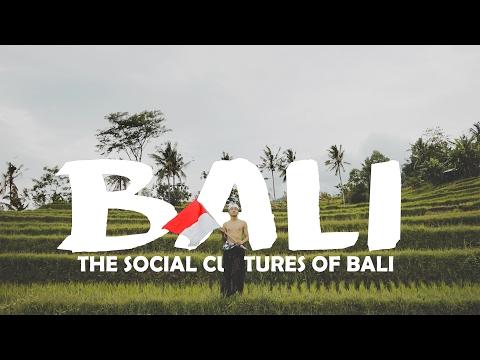 BALI | The Social Cultures of Bali | CIPSmansaSingaraja